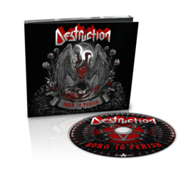 DESTRUCTION Born To Perish DIGI (Import)