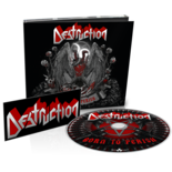 DESTRUCTION - Born To Perish DIGI+Patch (Import)