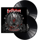DESTRUCTION - Born To Perish BLACK VINYL (EURO IMPORT)