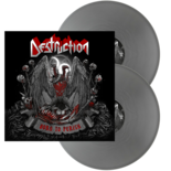 DESTRUCTION - Born To Perish SILVER LP (Import)