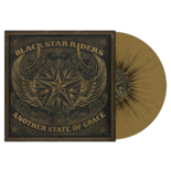 BLACK STAR RIDERS - Another State Of Grace (Gold wBlk Splatter Vinyl)