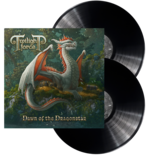 TWILIGHT FORCE - Dawn Of The Dragonstar BLACK VINYL (EURO IMPORT)