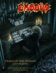 EXODUS - Tempo Of The Damned (Guitar Book)
