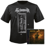 EXHORDER - Mourn The Southern Skies (CD+Shirt Bundle Medium)