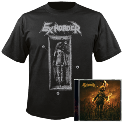 EXHORDER Mourn The Southern Skies (CD+Shirt Bundle Large)