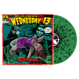 WEDNESDAY 13 - Necrophaze (Green w/Black Splatter Vinyl)