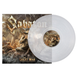 SABATON - The Great War CLEAR VINYL (Import)