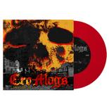 "CRO-MAGS - Don`t Give In RED 7"" VINYL (Import)"