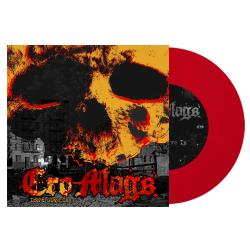 """CRO-MAGS - Don`t Give In RED 7"""" VINYL (Import)"""