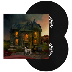 OPETH - In Cauda Venenum - Swedish Version (Black Vinyl)