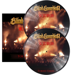 BLIND GUARDIAN - Tokyo Tales PICTURE VINYL (EURO IMPORT)