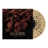 AS I LAY DYING - Shaped By Fire (Beer w/Black splatter vinyl)
