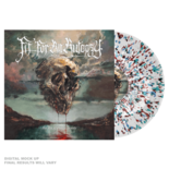 FIT FOR AN AUTOPSY - The Sea Of Tragic Beasts (Clear+White+Splatter)