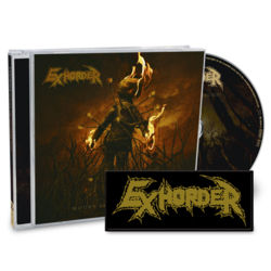 EXHORDER - Mourn The Southern Skies + PATCH (Import)