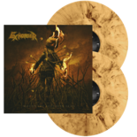EXHORDER - Mourn The Southern...BEIGE/BRN MARBLED LP (Import)