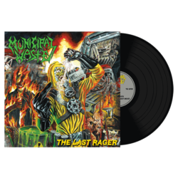 MUNICIPAL WASTE - The Last Rager (Black Vinyl)