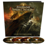 BLIND GUARDIAN'S TWILIGHT ORCHESTRA - Legacy Of The Dark Lands MAILORDER EDIT (Import)