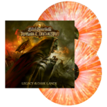 BLIND GUARDIAN'S TWILIGHT ORCHESTRA - Legacy Of The Dark Lands (Orange w/Yellow Splat)