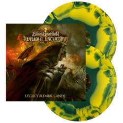 BLIND GUARDIAN'S TWILIGHT ORCHESTRA - Legacy Of The Dark Lands (Inkspot Vinyl)