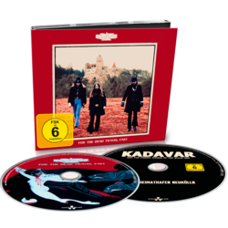 KADAVAR - For The Dead Travel Fast (Import)