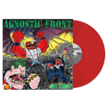 AGNOSTIC FRONT - Get Loud! (Red Vinyl)