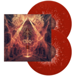NILE - Vile Nilotic Rites (Red w/Bone Splatter Vinyl)