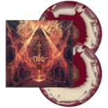NILE - Vile Nilotic Rites (Red/Bone Swirl Vinyl)