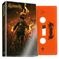 EXHORDER - Mourn The Southern Skies (Orange Cassette)