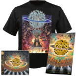 Rings Of Saturn - Gidim (CD+Shirt) Large