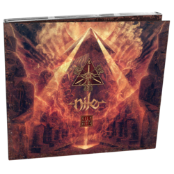 NILE - Vile Nilotic Rites (Digipak)