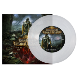 "BLIND GUARDIAN'S TWILIGHT ORCHESTRA - This Storm CLEAR 7"" VINYL (EURO IMPORT)"