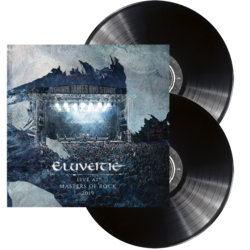 ELUVEITIE - Live At Masters Of Rock BLACK VINYL (EURO IMPORT)