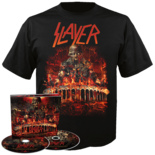 SLAYER - The Repentless Killogy - Live (2CD+Shirt) Small