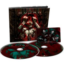 CYHRA - No Halos In Hell 2CD-DIGI (Import)