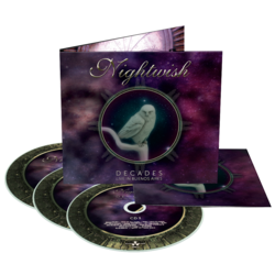 NIGHTWISH - Decades: Live In Buenos Aires (2CD+Bluray)
