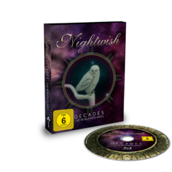 NIGHTWISH - Decades: Live In Buenos Aires BLURAY (Import)