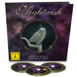 NIGHTWISH Decades: Live In Buenos Aires EARBOOK (Import)