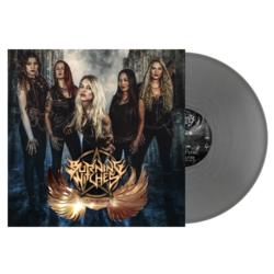 BURNING WITCHES - Wings Of Steel SILVER VINYL (Import)