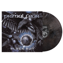 PRIMAL FEAR - Black Sun MARBLED VINYL (Import)