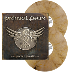 PRIMAL FEAR - Seven Seals MARBLED VINYL (Import)