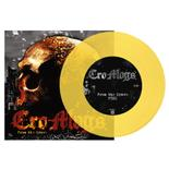 "CRO-MAGS - From The Grave YELLOW 7"" (Import)"