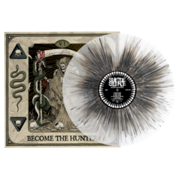 SUICIDE SILENCE - Become The Hunter CLR/BLK/WHITE SPLAT LP (Import)