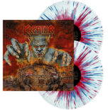 KREATOR - London Apocalypticon RED/WHITE/BLUE SPLAT (Import)