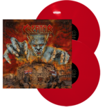 KREATOR - London Apocalypticon - Live RED VINYL (Import)