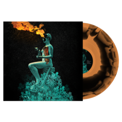 IRIST - Order Of The Mind (Orange/Black Swirl Vinyl)
