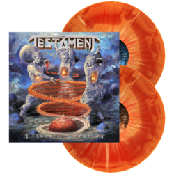TESTAMENT - Titans Of Creation (Fire Edition Vinyl)