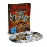 KREATOR - London Apocalypticon...CD/DIGI+BLURAY (Import)