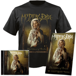 My Dying Bride - The Ghost Of Orion (CD+Shirt) Small