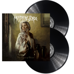 MY DYING BRIDE - The Ghost Of Orion BLACK VINYL (Import)