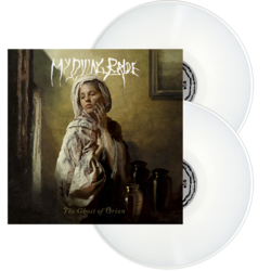 MY DYING BRIDE - The Ghost Of Orion WHITE VINYL (Import)